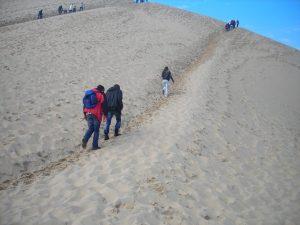 Dune-pilat acces hors classe